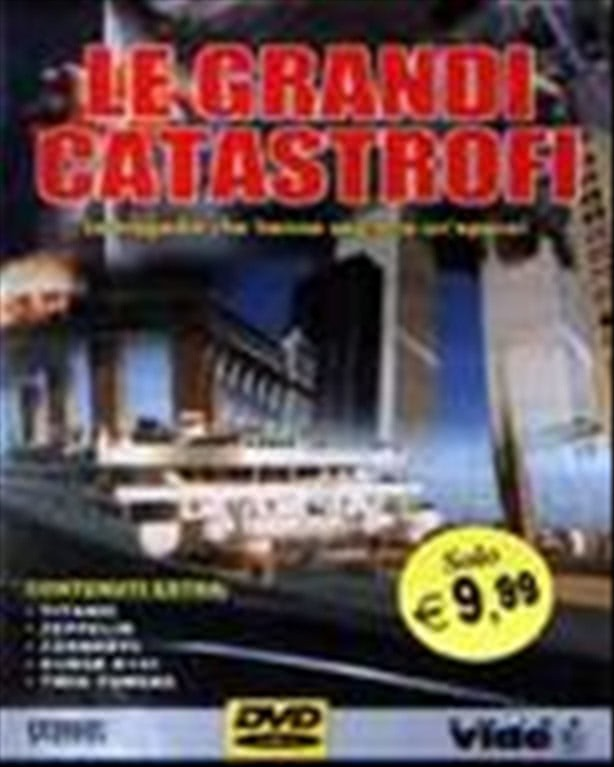 Le grandi catastrofi (2003) DVD