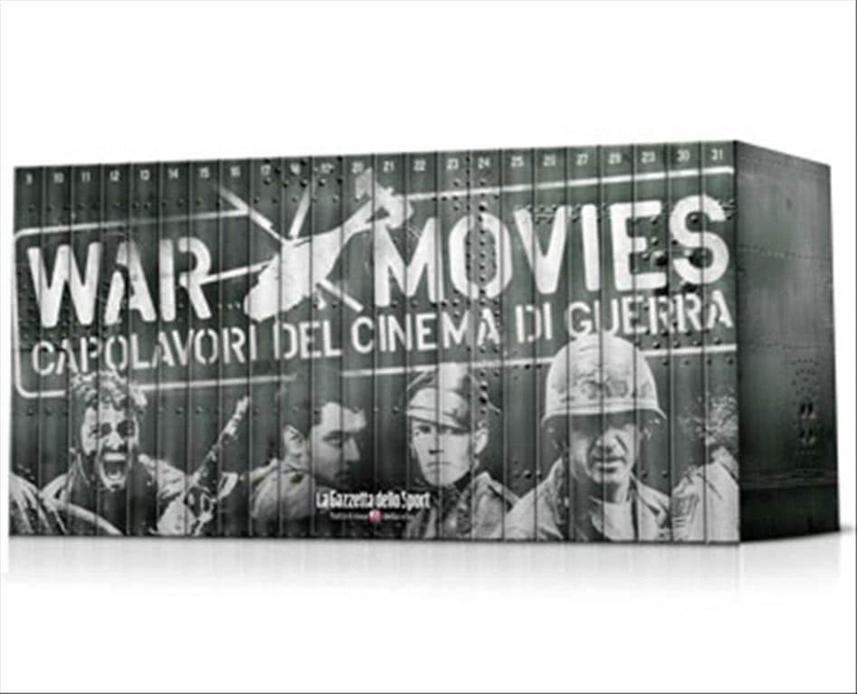 War Movies n.27 - Prima linea - DVD Capolavori del cinema di guerra