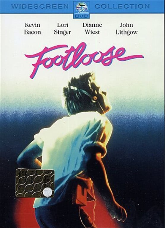 Footloose - Kevin Bacon - DVD