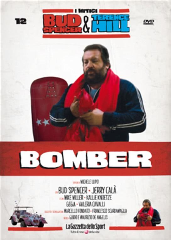 BUD SPENCER E TERENCE HILL - BOMBER - FILM DVD
