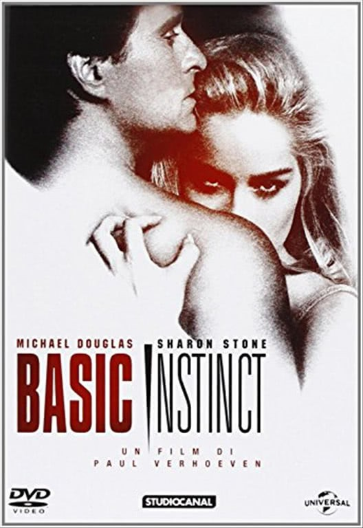 Basic Instinct - Michael Douglas - DVD