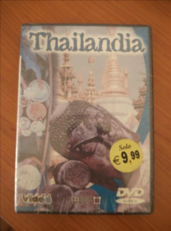 Thailandia - DVD
