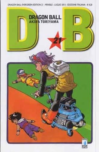 Dragon Ball Evergreen - N° 21 - Dragon Ball Evergreen Edition - Star Comics