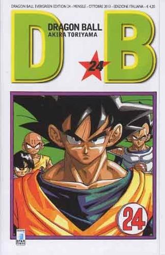 Dragon Ball Evergreen - N° 24 - Dragon Ball Evergreen Edition - Star Comics