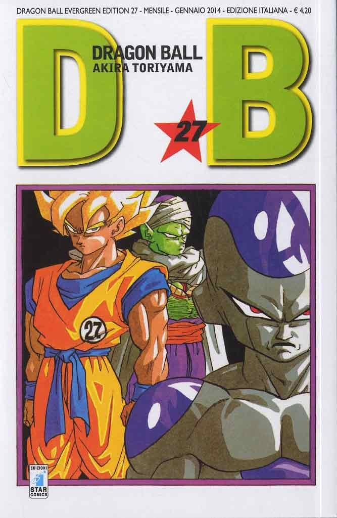 Dragon Ball Evergreen - N° 27 - Dragon Ball Evergreen Edition - Star Comics