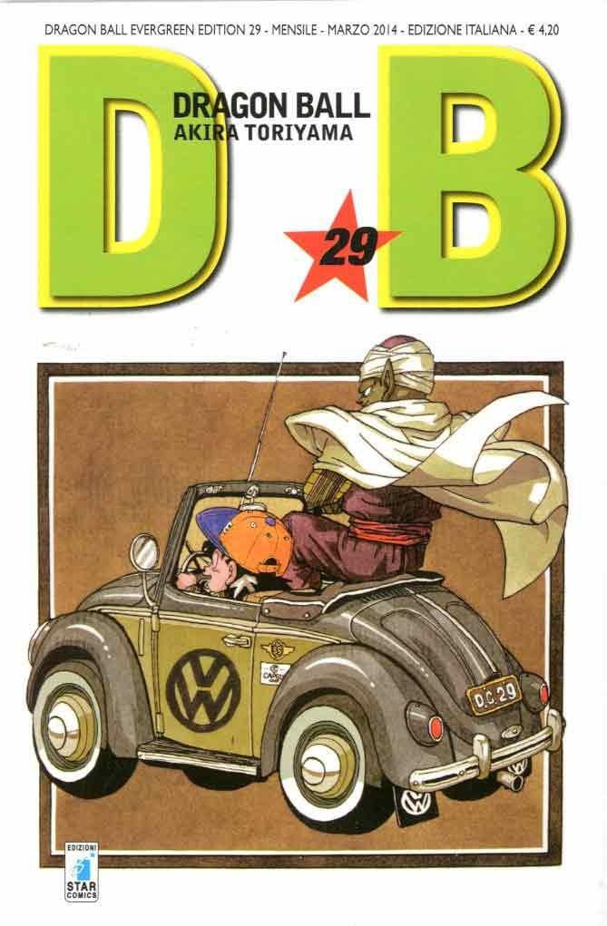 Dragon Ball Evergreen - N° 29 - Dragon Ball Evergreen Edition - Star Comics