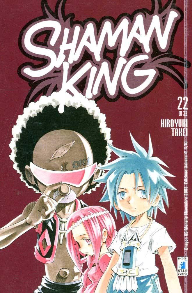 Shaman King - N° 22 - Shaman King 22 - Dragon Star Comics
