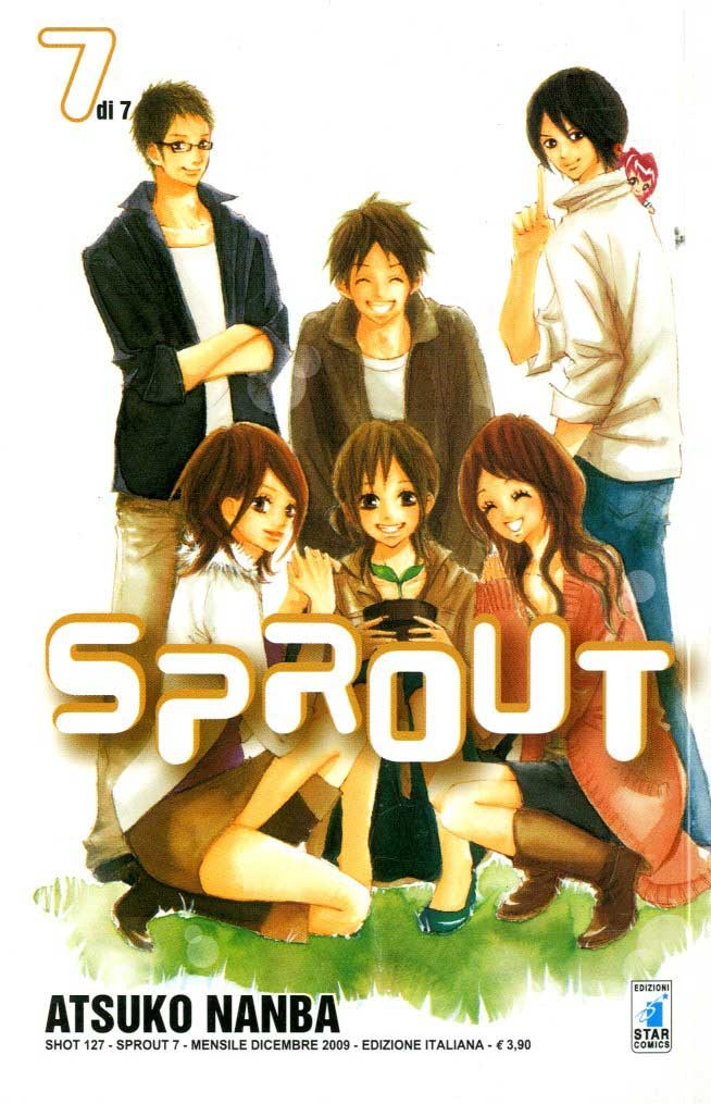 Sprout - N° 7 - Sprout 7 (M7) - Shot Star Comics
