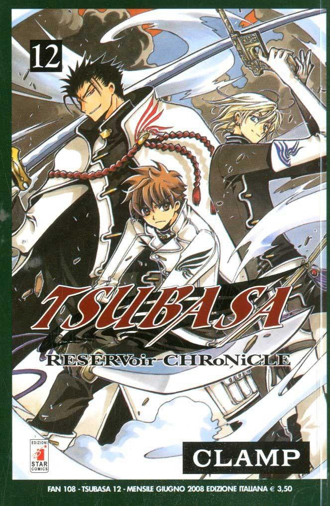Tsubasa - N° 12 - Reservoir Chronicle 12 - Fan Star Comics