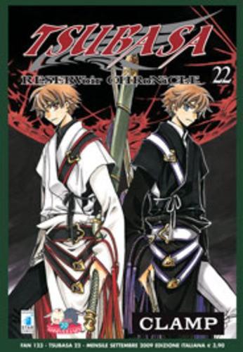 Tsubasa - N° 22 - Reservoir Chronicle 22 - Fan Star Comics
