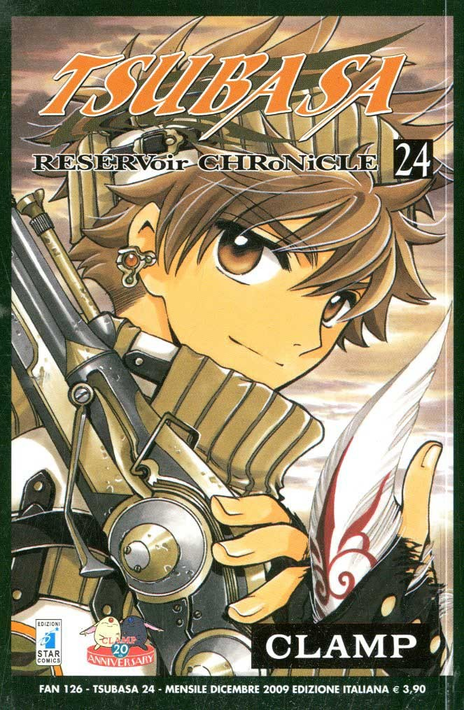 Tsubasa - N° 24 - Reservoir Chronicle 24 - Fan Star Comics