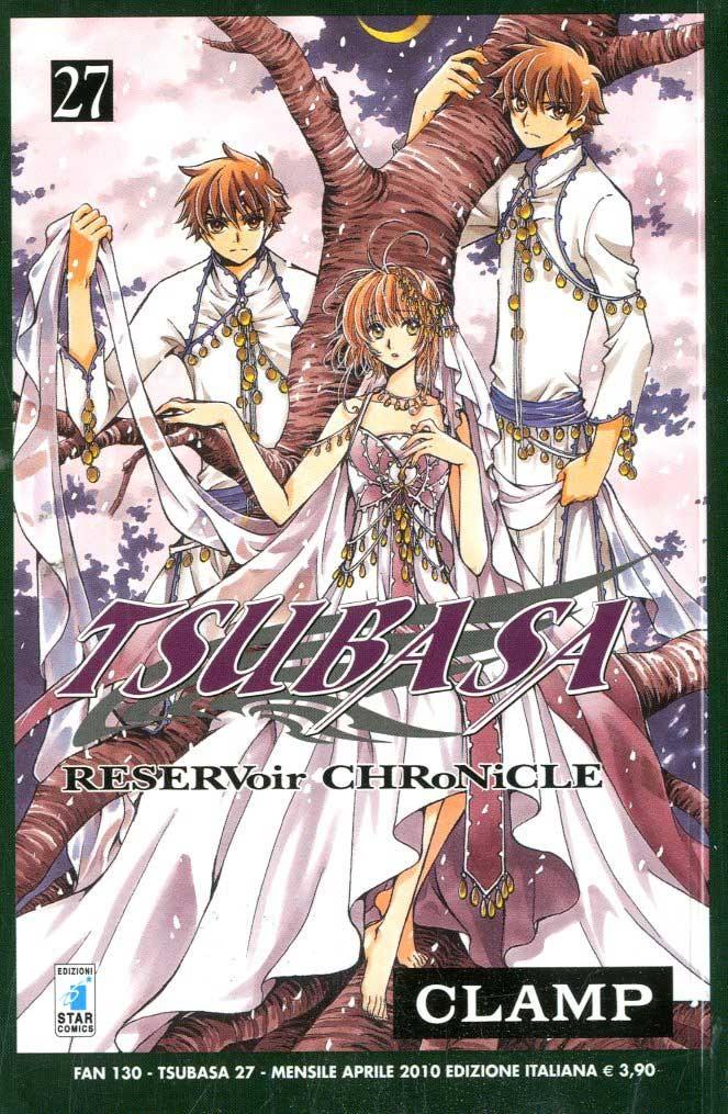 Tsubasa - N° 27 - Reservoir Chronicle 27 - Fan Star Comics