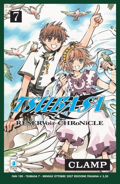 Tsubasa - N° 7 - Reservoir Chronicle - Fan Star Comics
