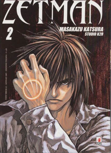 Zetman - N° 2 - Zetman 2 - Point Break Star Comics