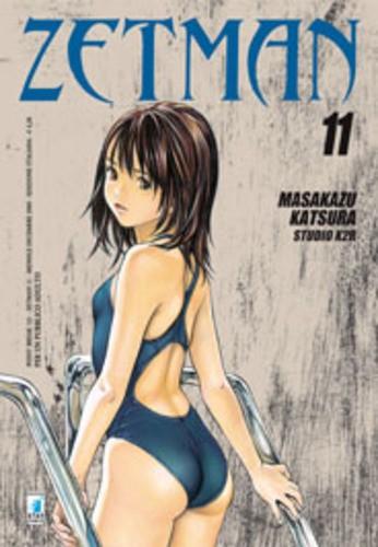 Zetman - N° 11 - Zetman 11 - Point Break Star Comics