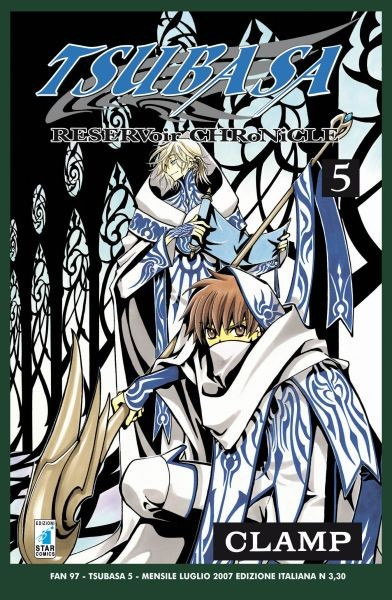 Tsubasa - N° 5 - Reservoir Chronicle 5 - Fan Star Comics