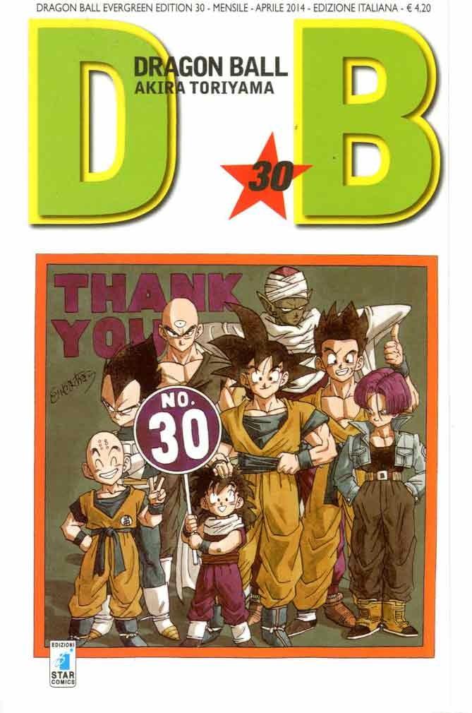 Dragon Ball Evergreen - N° 30 - Dragon Ball Evergreen Edition - Star Comics