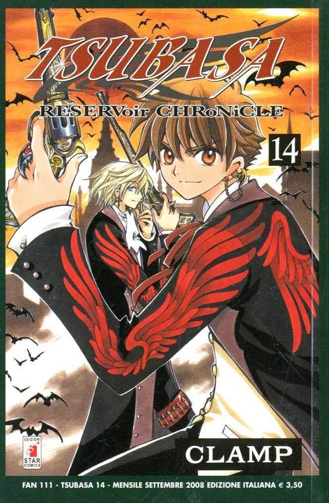 Tsubasa - N° 14 - Reservoir Chronicle 14 - Fan Star Comics