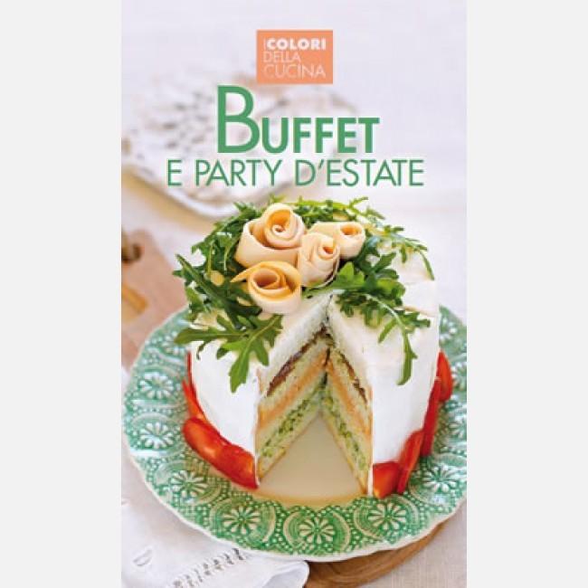 Alice Cucina - I colori della cucina Buffet e party d\'estate ...