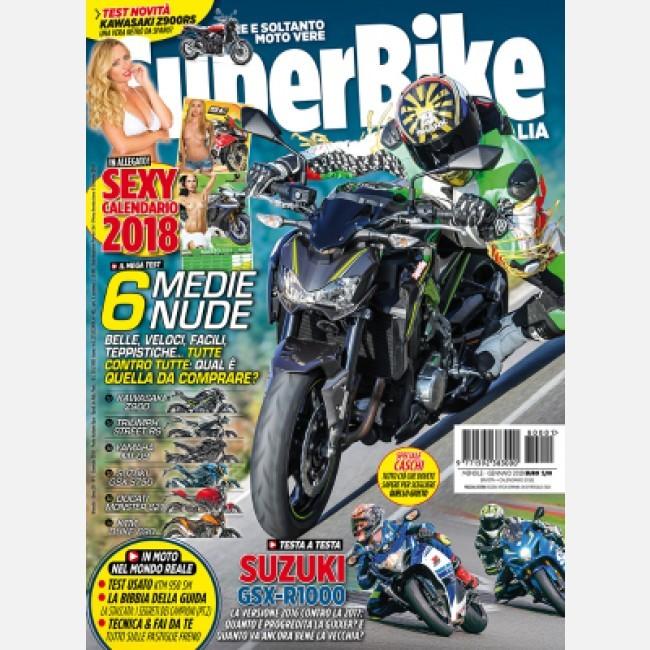 Calendario Super Bike.Superbike Italia Gennaio 2018 Sexy Calendario 2018