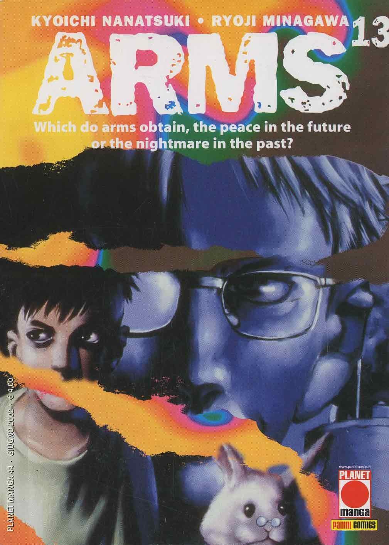 Arms - N° 13 - Arms 13 - Planet Manga Planet Manga