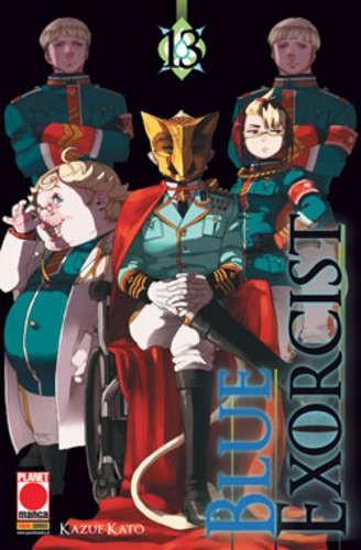 Blue Exorcist - N° 13 - Manga Graphic Novel 99 - Planet Manga