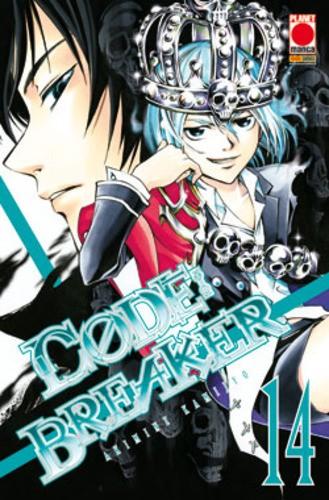 Code Breaker - N° 14 - Code Breaker - Manga Superstars Planet Manga