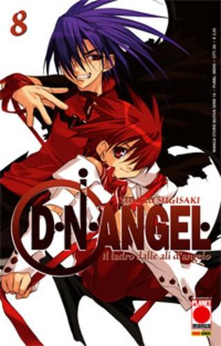 D.Angel - N° 8 - D.Angel - Manga Storie Nuova Serie Planet Manga