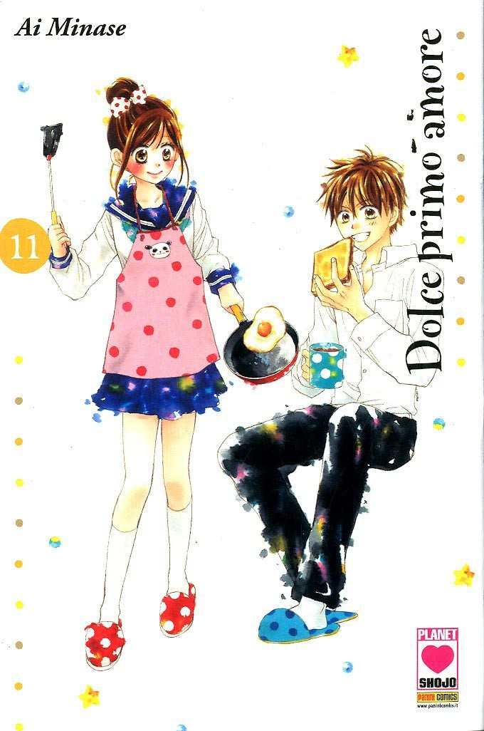 Dolce Primo Amore (M12) - N° 11 - Dolce Primo Amore - Collana Planet Planet Manga