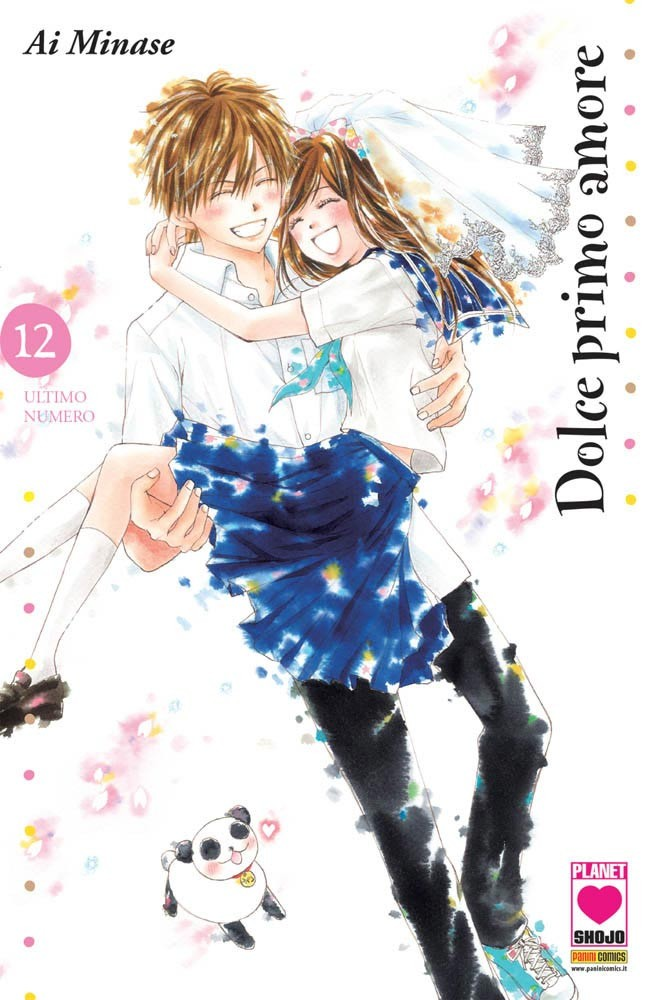 Dolce Primo Amore (M12) - N° 12 - Collana Planet 160 - Planet Manga