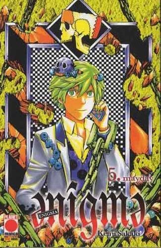 Enigma - N° 5 - Enigma (M7) - Manga One Planet Manga