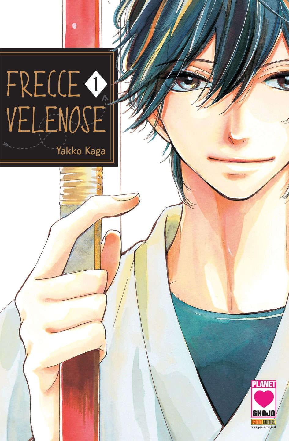 Frecce Velenose - N° 1 - Frecce Velenose (M7) - Mille Emozioni Planet Manga