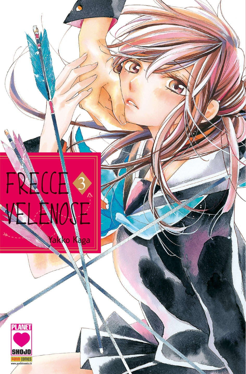 Frecce Velenose - N° 3 - Frecce Velenose (M7) - Mille Emozioni Planet Manga