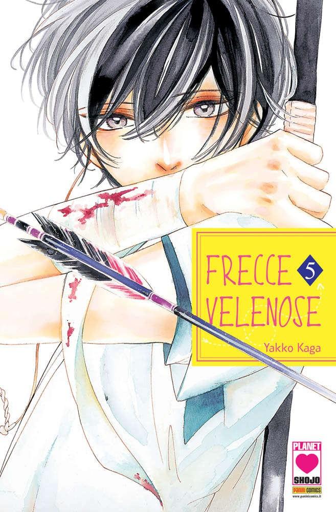 Frecce Velenose - N° 5 - Frecce Velenose (M7) - Mille Emozioni Planet Manga