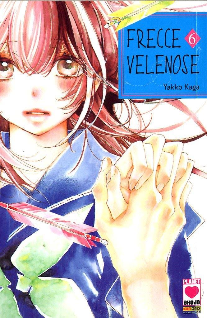 Frecce Velenose - N° 6 - Frecce Velenose (M7) - Mille Emozioni Planet Manga
