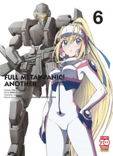 Fullmetal Panic! Another - N° 6 - Fullmetal Panic! Another 6 - Manga Top Planet Manga