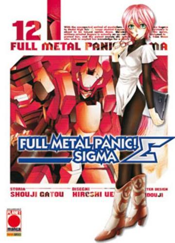 Fullmetal Panic! Sigma - N° 12 - Fullmetal Panic! Sigma 12 - Manga Top Planet Manga