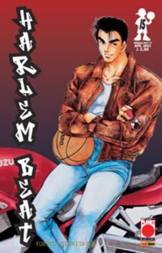 Harlem Beat - N° 15 - Harlem Beat 15 - Manga Mix Planet Manga