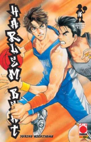Harlem Beat - N° 16 - Harlem Beat 16 - Manga Mix Planet Manga