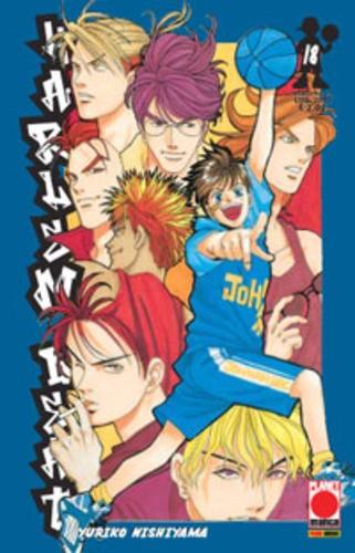 Harlem Beat - N° 18 - Harlem Beat 18 - Manga Mix Planet Manga