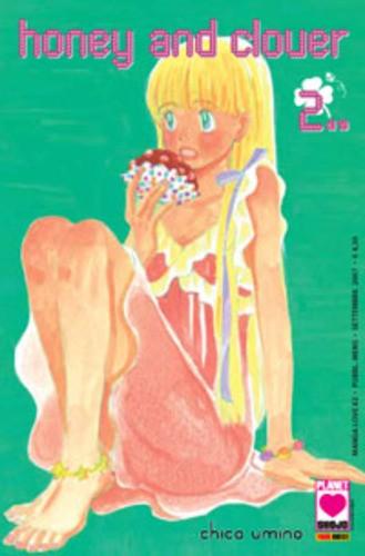 Honey And Clover - N° 2 - Honey And Clover 2 (M10) - Manga Love Planet Manga