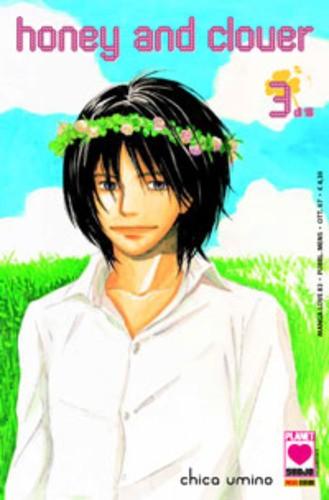 Honey And Clover - N° 3 - Honey And Clover 3 (M10) - Manga Love Planet Manga