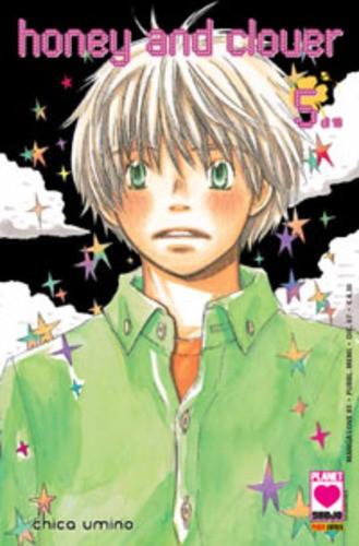 Honey And Clover - N° 5 - Honey And Clover 5 (M10) - Manga Love Planet Manga