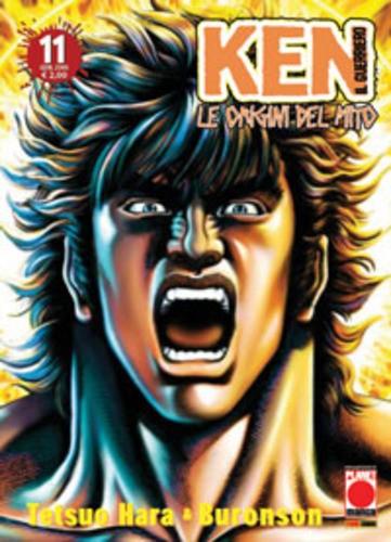 Ken Guerriero Le Origini Del Mito - N° 11 - Le Origini Del Mito (M44) - Planet Manga