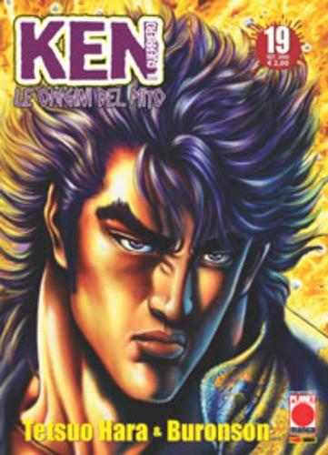 Ken Guerriero Le Origini Del Mito - N° 19 - Le Origini Del Mito (M44) - Planet Manga