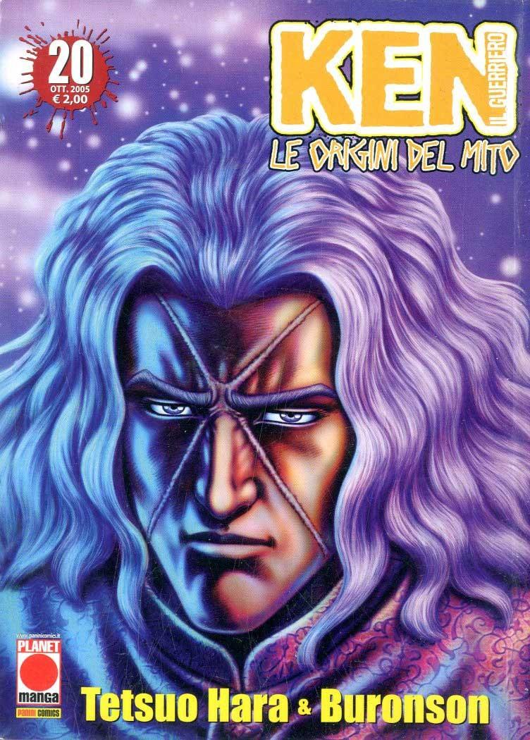 Ken Guerriero Le Origini Del Mito - N° 20 - Le Origini Del Mito (M44) - Planet Manga