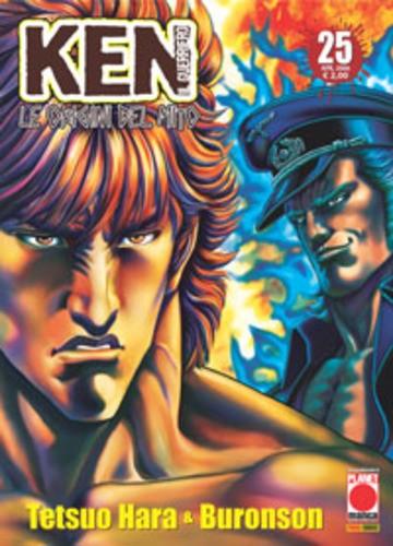 Ken Guerriero Le Origini Del Mito - N° 25 - Le Origini Del Mito (M44) - Planet Manga