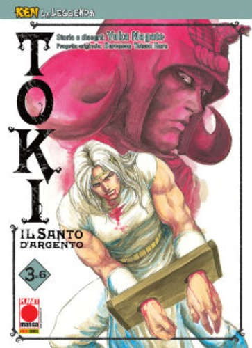Ken La Leggenda - N° 15 - Toki Il Santo D'Argento 3 (M6) - Toki Planet Manga