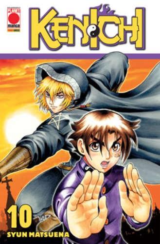 Kenichi - N° 10 - Kenichi - Planet Action Planet Manga