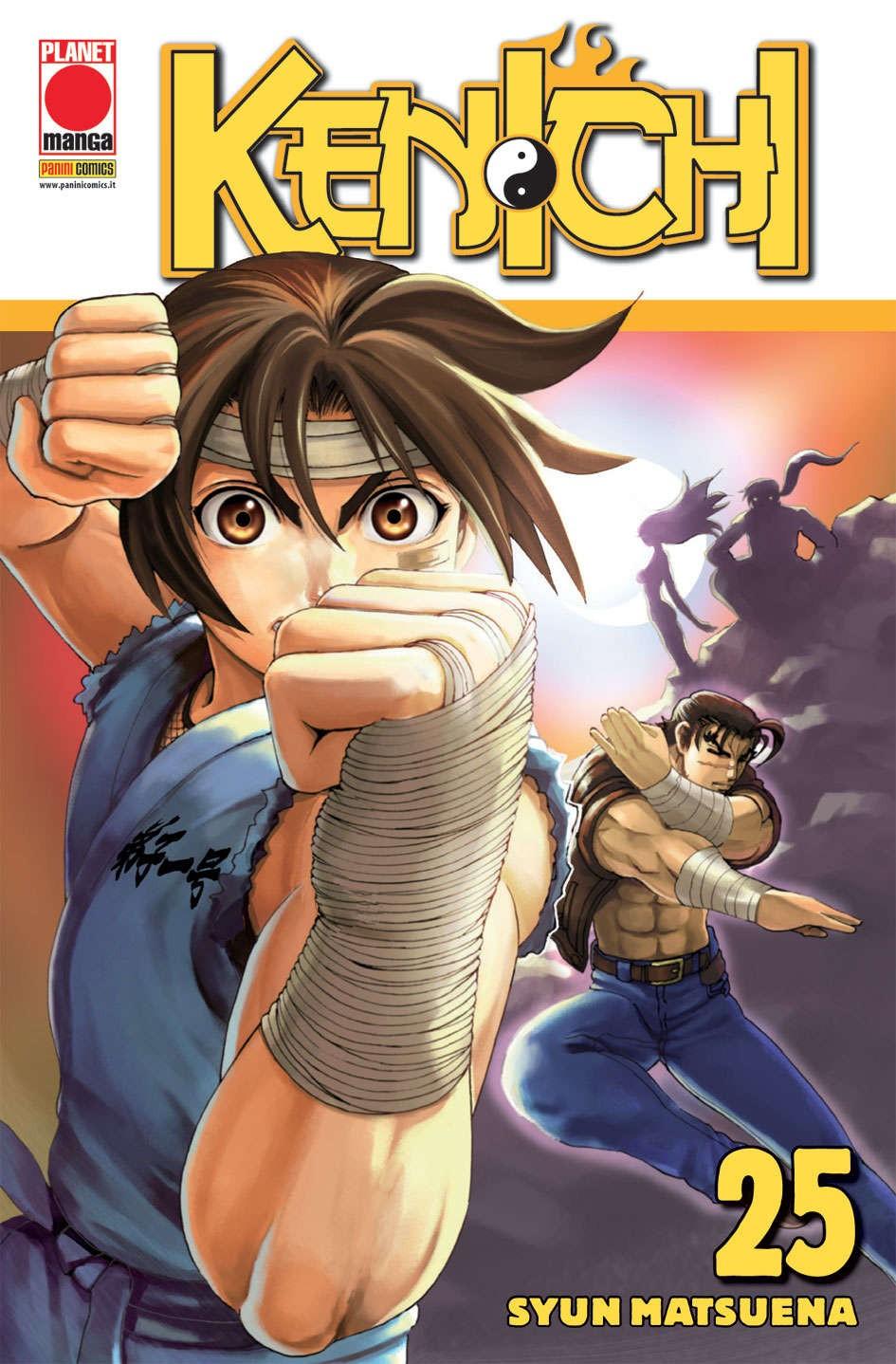 Kenichi - N° 25 - Kenichi - Planet Action Planet Manga